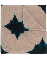Suzusan Color Block Scarf - Multicolor