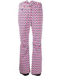 Rossignol Palmares Print Ski Pants - Multicolour