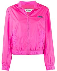 MISBHV Fitted Track Jacket - Pink