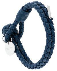 Bottega Veneta - Rope Bracelet - Lyst