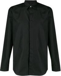 Maison Margiela テーラード シャツ - ブラック