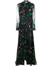Valentino - Panther Print Gown - Lyst