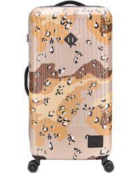 Herschel Supply Co. Koffer Met Camouflageprint - Groen