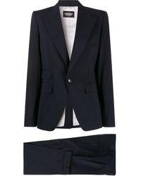 DSquared² Two-piece Formal Suit - Blue
