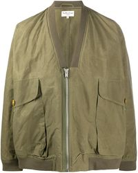 YMC ボンバージャケット - グリーン
