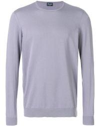 Drumohr | Knitted Sweater | Lyst