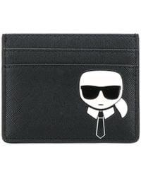 Karl Lagerfeld - Картхолдер K/ikonik - Lyst