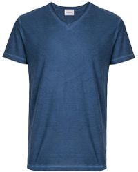 Dondup - Classic Fitted T-shirt - Lyst