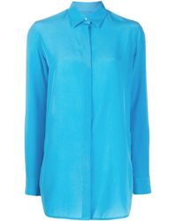 Golden Goose Deluxe Brand - Pointed Collar Shirt - Lyst