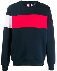 Rossignol カラーブロック スウェットシャツ - ブルー