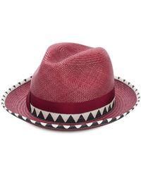 Borsalino - Quito Panama Hat - Lyst