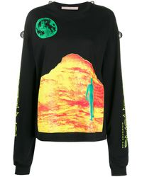 Christopher Kane - Mountain Lady ロングtシャツ - Lyst