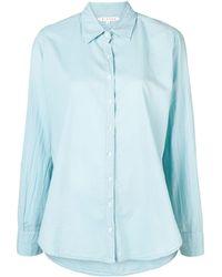 Xirena Beau Shirt - Blauw