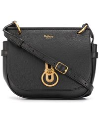 Mulberry Small Amberley Satchel - Black