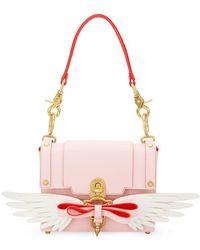 Niels Peeraer Bow-embellished Mini Tote - Pink