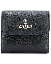 Vivienne Westwood Windsor 財布 - ブラック