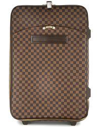 Louis Vuitton 'Pegase 65' Koffer - Braun