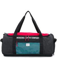 Herschel Supply Co. Reistas Met Logoprint - Zwart
