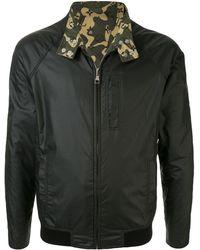 Louis Vuitton Pre-owned Reversible Bomber Jacket - Black