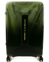 DIESEL X Samsonite Cw8*19004 Neopulse 4 Wheel Case - Black