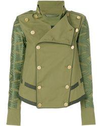 Mr & Mrs Italy Military jacket - Grün