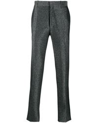 Alexander McQueen - Pantalon Met Glitters - Lyst