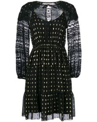 Temperley London | Wondering Lace Sleeved Dress | Lyst