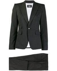 DSquared² Chaqueta de traje de vestir - Gris