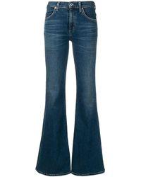 Citizens of Humanity Jeans svasati - Blu
