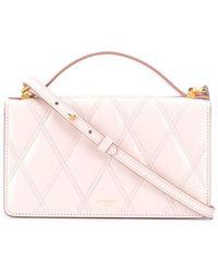 Givenchy Borsa a spalla trapuntata - Rosa