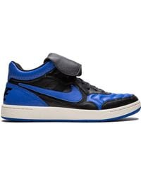 Nike Nsw Tiempo '94 Mid Qs Trainers - Black