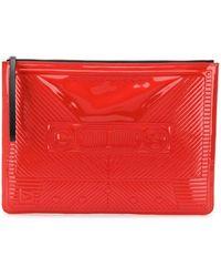 Corto Moltedo Big Cassette Clutch - Red