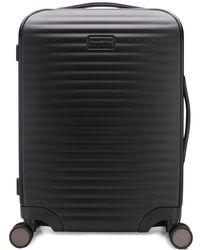 Ermenegildo Zegna Hard-side Trolley Spinner Luggage - Black