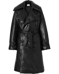 Burberry Oversized Trenchcoat - Zwart
