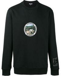 Lanvin Paradise スウェットシャツ - ブラック