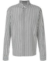 Haider Ackermann - Striped Shirt - Lyst