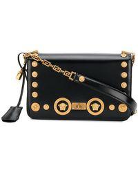 Versace - Medusa-embellished Shoulder Bag - Lyst 43d67c52039
