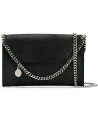 Stella McCartney Falabella Crossbodytas - Zwart