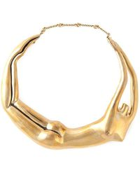 Aurelie Bidermann - 'body' Necklace - Lyst