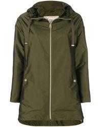 Herno - Shiny A-shape Jacket - Lyst
