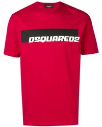 DSquared² Dsquard2 T-shirt - Red
