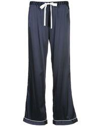 Morgan Lane Pyjamabroek - Blauw