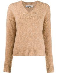 Diane von Furstenberg - Vネックセーター - Lyst