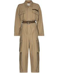 R13 Abu ジャンプスーツ - ナチュラル