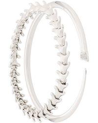 Shaun Leane - Serpent And Signature Tusk Diamond Bracelet Set - Lyst
