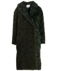 3.1 Phillip Lim Фактурное Пальто - Черный