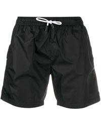 Roberto Cavalli Плавки-шорты С Логотипом - Черный