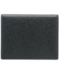 Thom Browne - Striped Detailing Wallet - Lyst