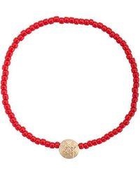 Luis Morais - Large 2 Mantra Bracelet - Lyst