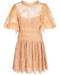 Jonathan Simkhai Bristol ドレス - オレンジ